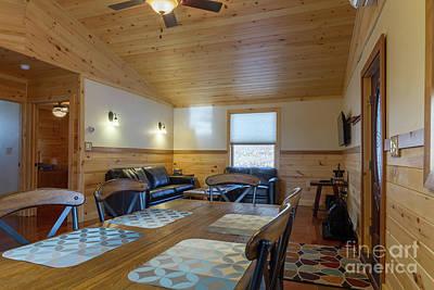 Photograph - Cabin Interior 24 by William Norton