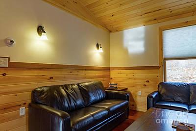 Photograph - Cabin Interior 26 by William Norton