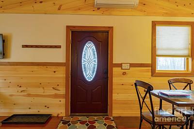 Photograph - Cabin Interior 29 by William Norton