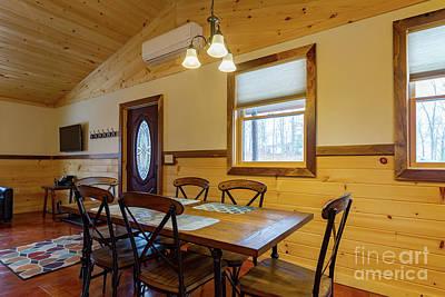 Photograph - Cabin Interior 3 by William Norton
