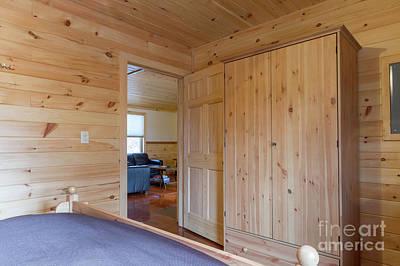 Photograph - Cabin Interior 31 by William Norton