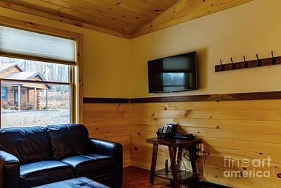 Photograph - Cabin Interior 7 by William Norton