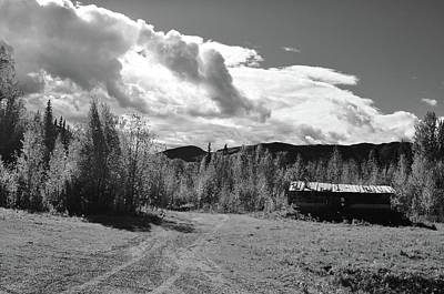 Photograph - Cabin Life by Joe Burns