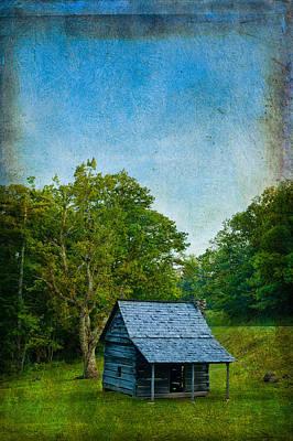 Photograph - Cabin On The Blue Ridge Parkway - 12 by Joye Ardyn Durham
