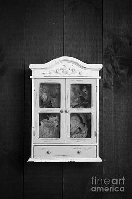 Photograph - Cabinet Of Curiosity by Edward Fielding