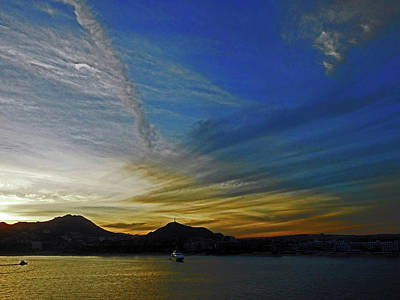 Photograph - Cabo 7 by Ron Kandt