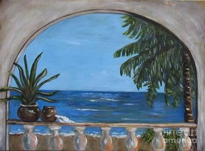 Cabo Arch #2 Art Print