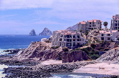 Photograph - Cabo By Day by Gary Shepard