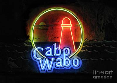 Photograph - Cabo Wabo by Steven Parker