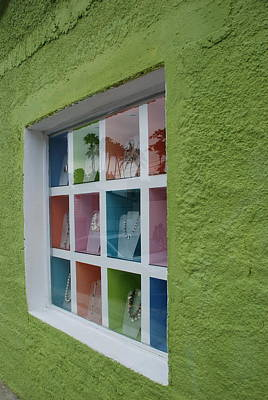 Photograph - Cabo Window by Dallas Hyatt