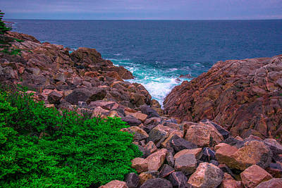 Photograph - Cabot Trail by Patrick Boening