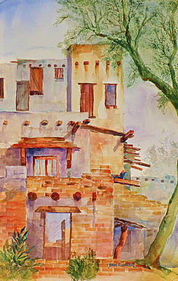 Cabot Painting - Cabot's Place Iv. by John Ressler
