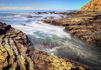 Cabrillo Beach Tide Pools Art Print