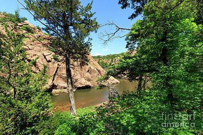 Photograph - Cache Creek by Richard Smith