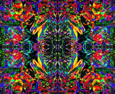 Digital Art - Cacophony by Dorothy Berry-Lound