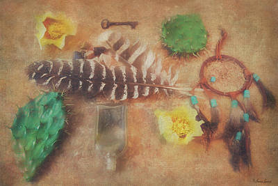 Photograph - Cacti Dreams by Anna Louise