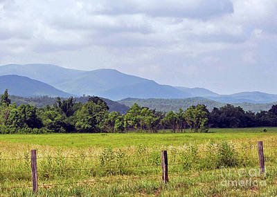 Photograph - Cades Cove 3 by Lydia Holly