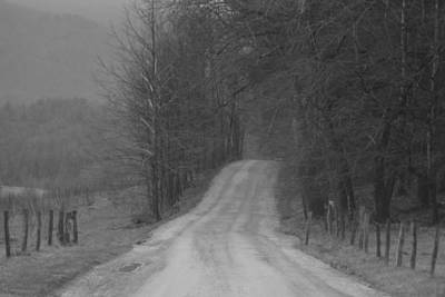 Old Country Roads Photograph - Cades Cove.. by Al  Swasey