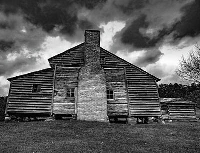 Photograph - Cades Cove Cabin IIi by Steven Ainsworth
