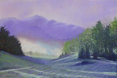 Pastel - Cades Cove by Gary Edward Jennings