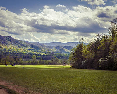 Photograph - Cades Cove by Jack R Perry