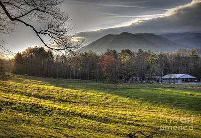 Cades Cove, Spring 2016,ii Art Print by Douglas Stucky