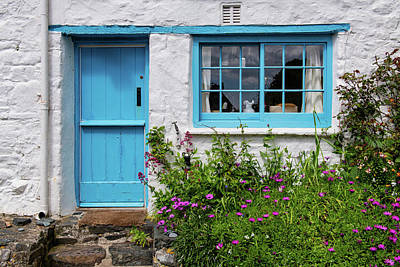 Photograph - Cadgwith Facade #1 by Michael Blanchette