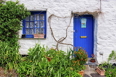 Photograph - Cadgwith Facade #2 by Michael Blanchette