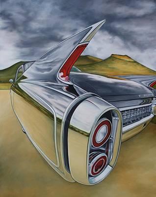 Cadillac Eldorado Original by John Ashby