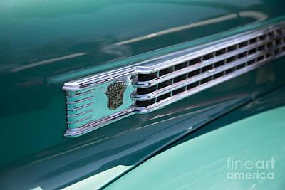Cadillac Photograph - Cadillac Grill by J Darrell Hutto