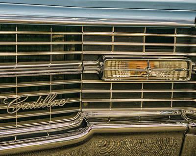 Photograph - Cadillac Grill by Dennis Dugan