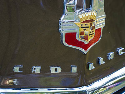 Photograph - Cadillac by Jean Noren