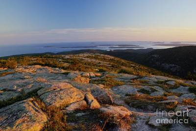 Photograph - Cadillac Mountain by Crystal Nederman