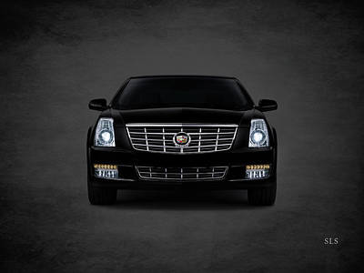 Cadillac Photograph - Cadillac Sls by Mark Rogan
