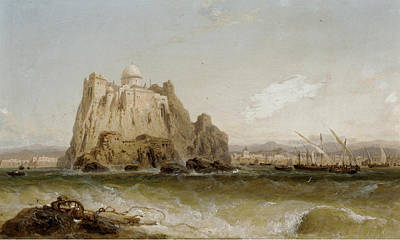 Painting - Cadiz by James Webb