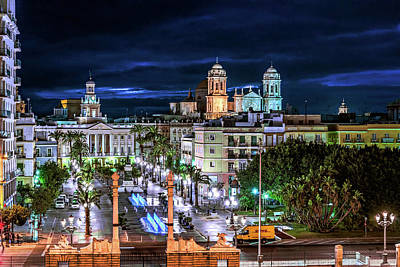 Photograph - Cadiz by Maria Coulson