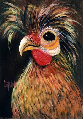 Barnyard Animal Painting - Caesar by Sally Seago