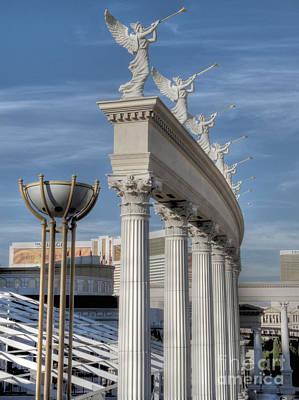 Photograph - Caesars by David Bearden