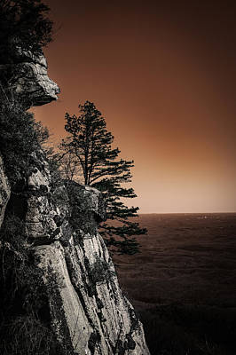 Photograph - Caesar's Head by Mark Guinn