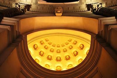 Photograph - Caesar's Palace Architecture 2 by Matt Harang
