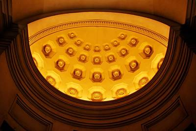 Photograph - Caesar's Palace Architecture by Matt Harang