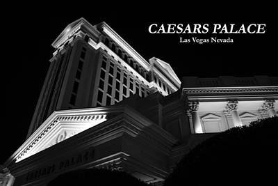 Photograph - Caesars Palace Fine Art Photography by David Lee Thompson