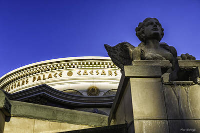 Photograph - Caesars Palace by Fran Gallogly