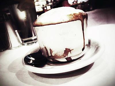 Photograph - Cafe Mocha by Mark David Gerson