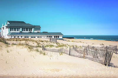 Photograph - Cafe On The Dunes by Colleen Kammerer