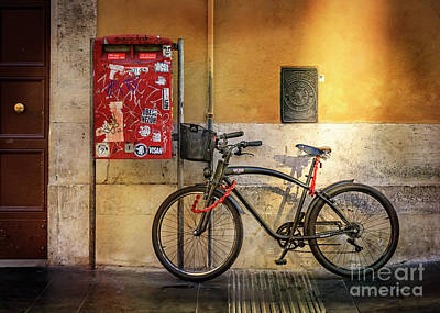Photograph - Cafe Racer Bicycle by Craig J Satterlee
