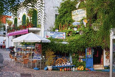 Photograph - Cafe Regional by Tatiana Travelways