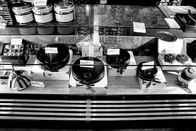 Photograph - Cafe Sacher Treats Salzburg by Robert Meyers-Lussier