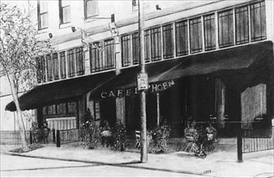 Caffe Phoenix Original by Jeff Geen