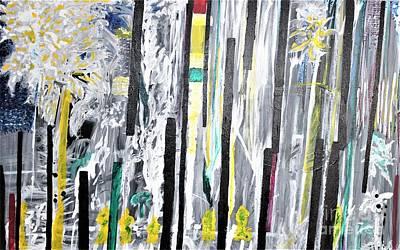 Caged Animal Inside The City Original by Ashton Keim